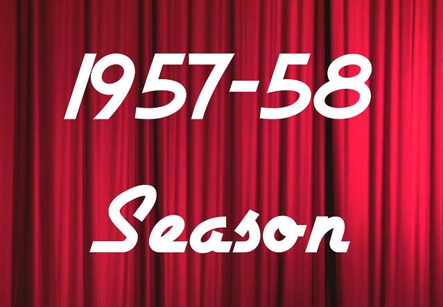 1957-58 Season