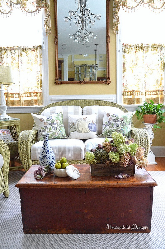 Fall bHome Tour-Sunroom-Housepitality Designs