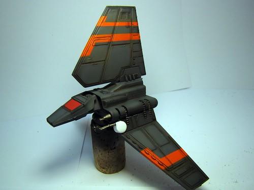 X-Wing - Lambda Raumfähre