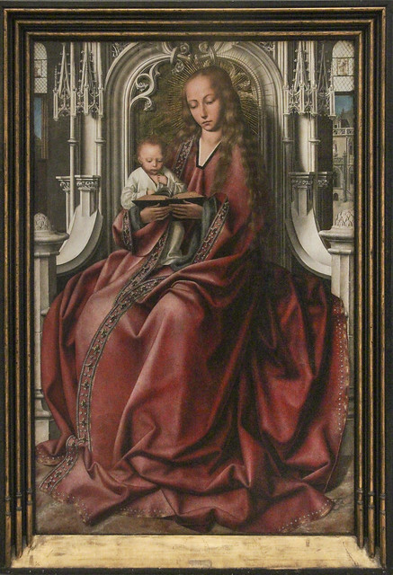Virgin and Child, Quinten Metsys