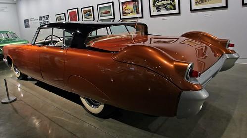 1955 Mercury D-528 Concept - Petersen Museum (7701)