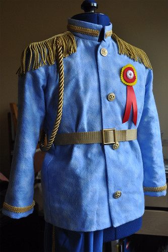 Prince costume front view