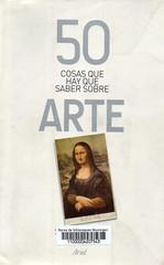 Susie Hodge, 50 cosas que hay que saber sobre arte