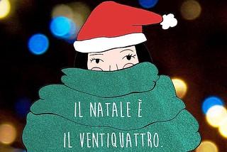 Noicattaro. Il Natale è il 24 front