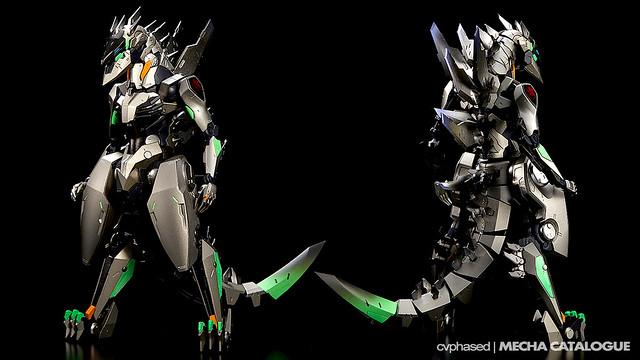 "RIOBOT ""NERV Anti-G Weapon"" Shiryu 01 Prototype"