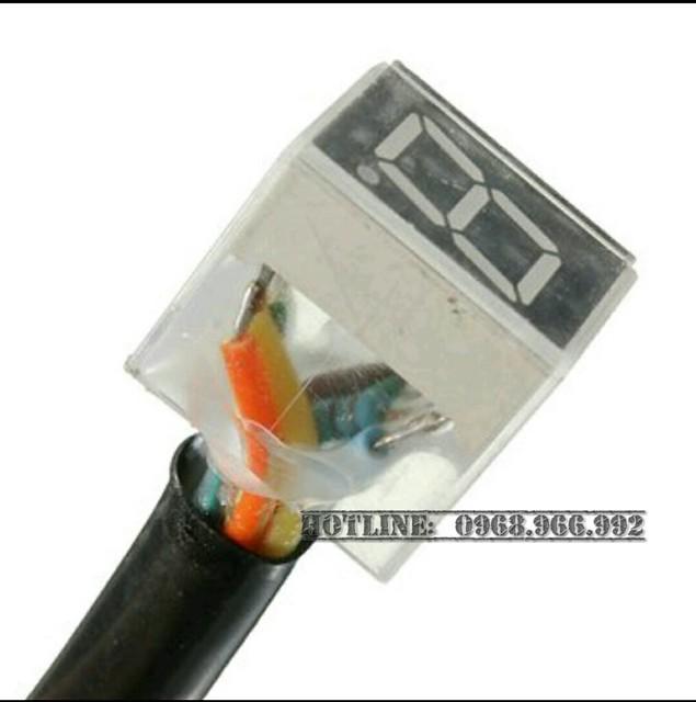 Báo số điện tử LED giá rẻ