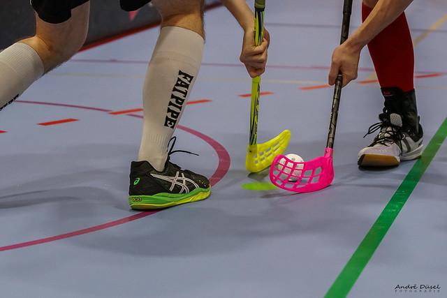 Bülach Floorball vs. Jump Dübendorf