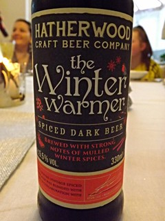 Hatherwood, The Winter Warmer, England