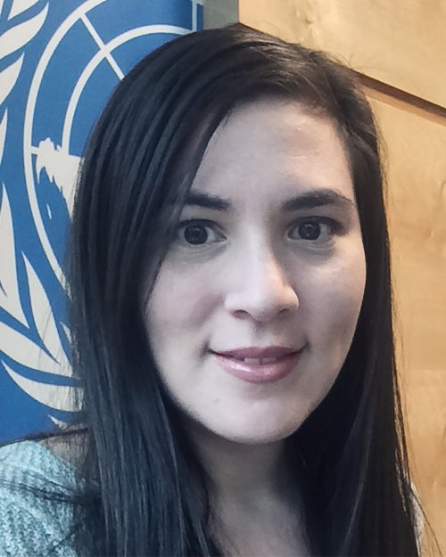Widad Franco, NHK Japan Broadcasting - Member at Large, UN Correspondents Association Executive Team 2017