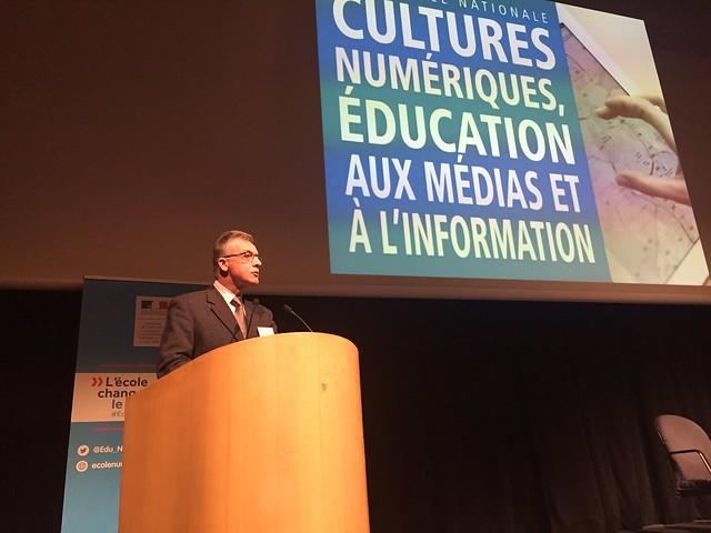 Séminaire national « Cultures numériques, éducation aux médias et à l'information », Ifé - ENS Lyon