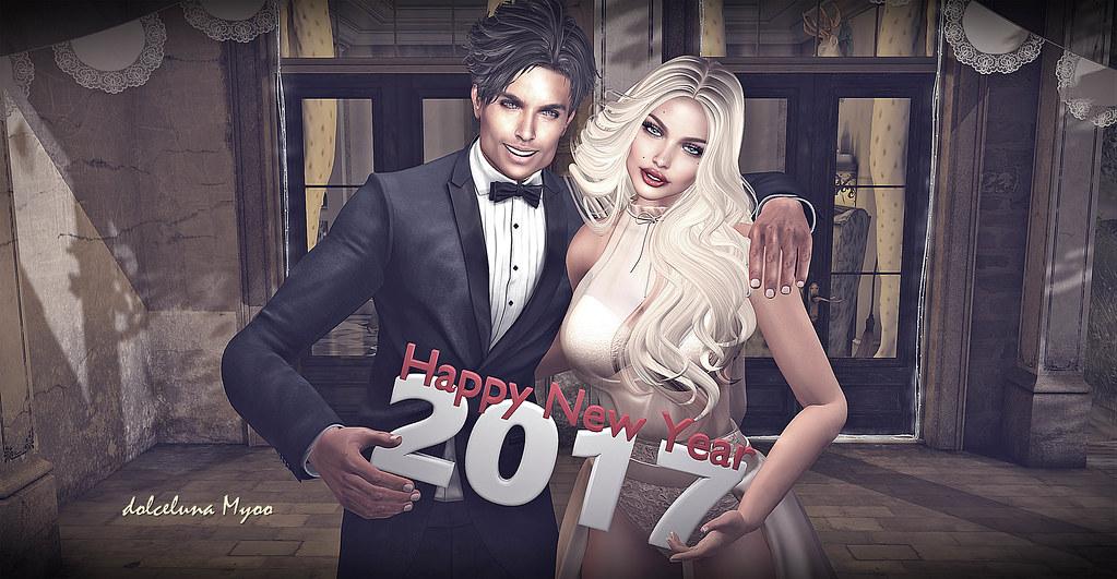 Happy new year 2017 ♥