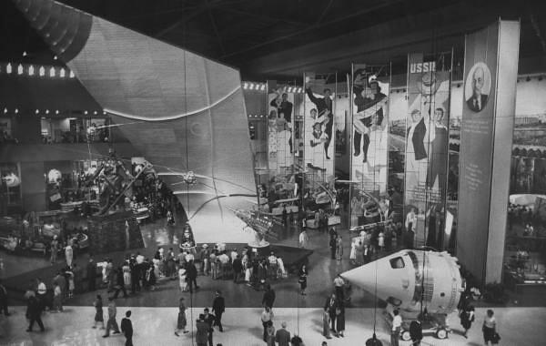 soviet exhibition