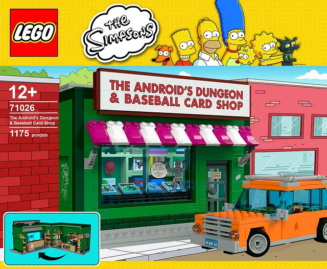 The Androids Dungeon  Baseball Card Shop