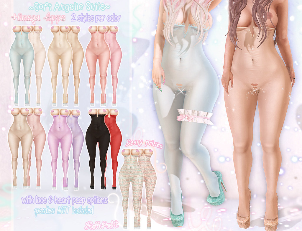 HolliPocket-Soft Angelic Suit Ad