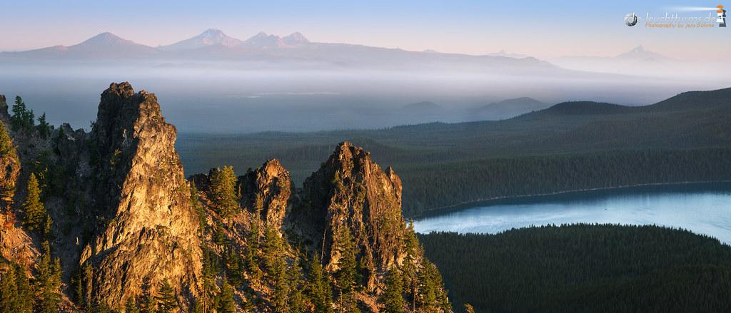 Crater Rim Overlook