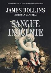 4- Sangue Inocente - A Ordem dos Sanguíneos - James Rollins