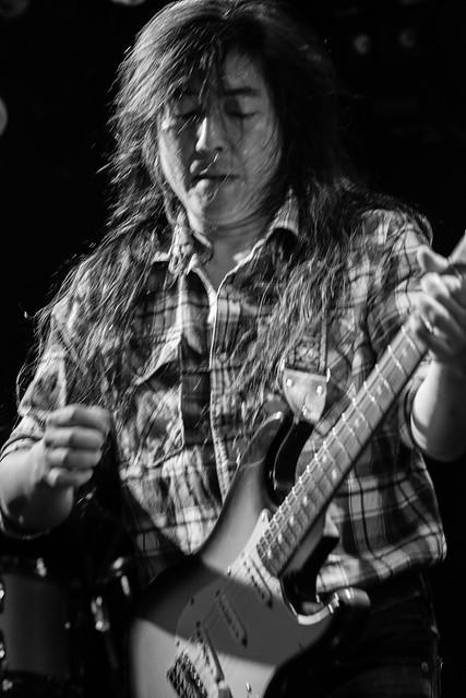 O.E. Gallagher live at Outbreak, Tokyo, 23 Dec 2016 -00223