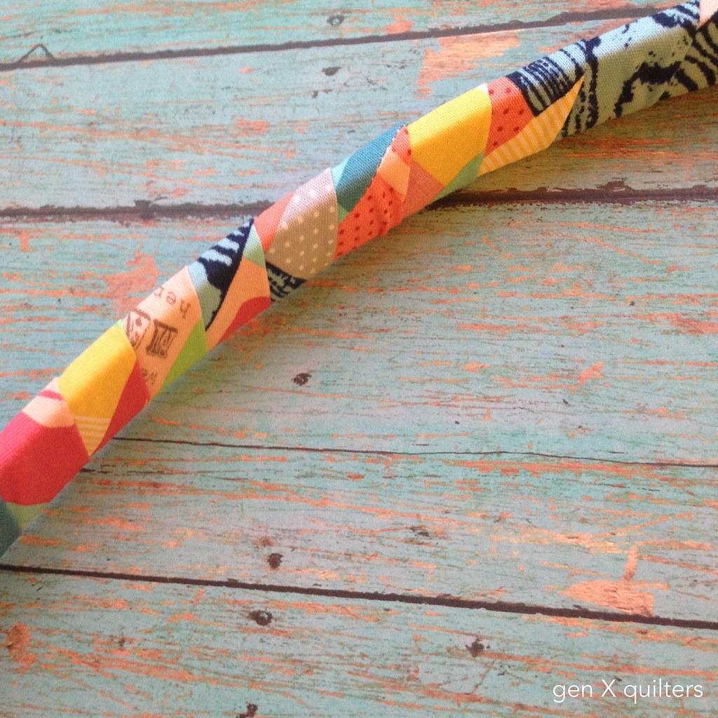 Hoop Quilt #1 Wrapped Hoop_Fotor