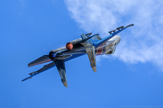 "Su-27 ""Russian Knights"" aerobatic team"