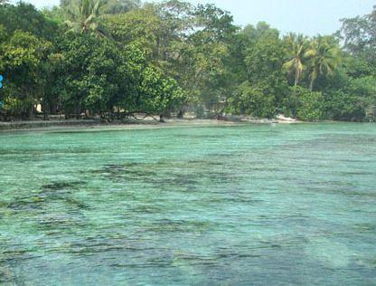 jernihnya pulau harapan