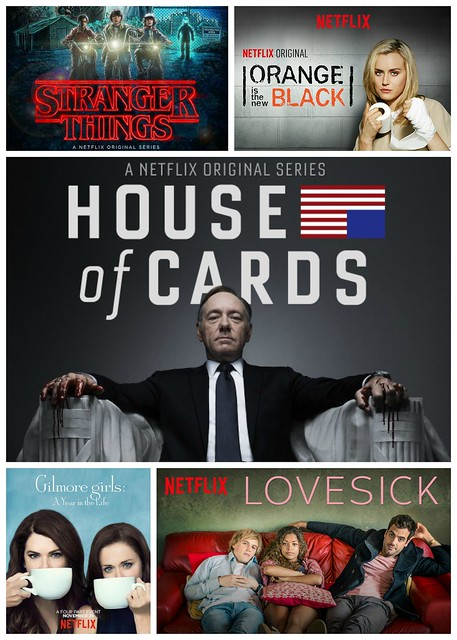The Best of 2016 Netflix series