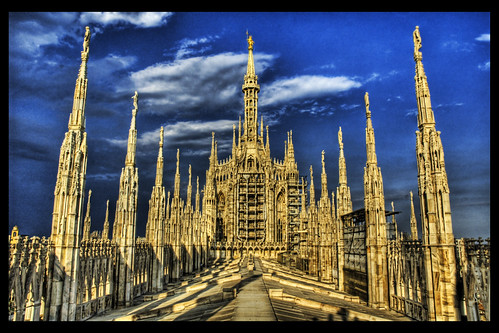 The Duomo, the Heaven Side | by Stuck in Customs