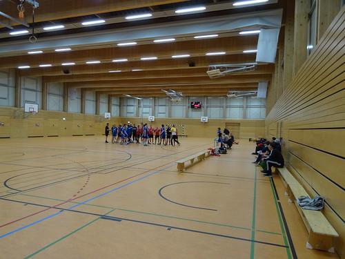 Cup: Godesberger TV v HSG Niederpleis/ Sankt Augustin (20:30)