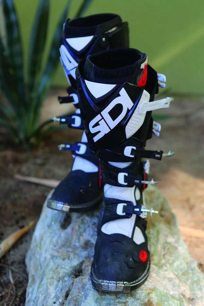 Member Tested Sidi Crossfire Boots