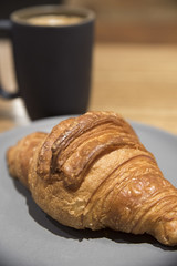Croissant, Mazarine Coffee, San Francico