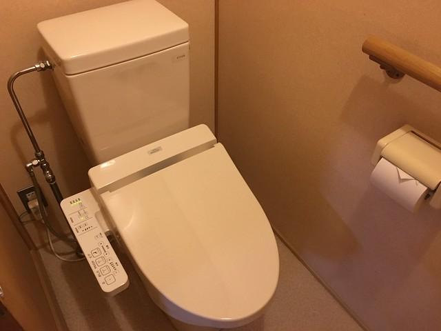超迷你的廁所