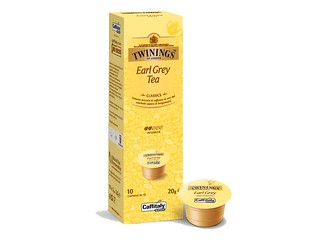 Twinings Earl Grey in Capsule Caffitaly