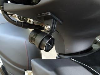 前鏡頭安裝位置