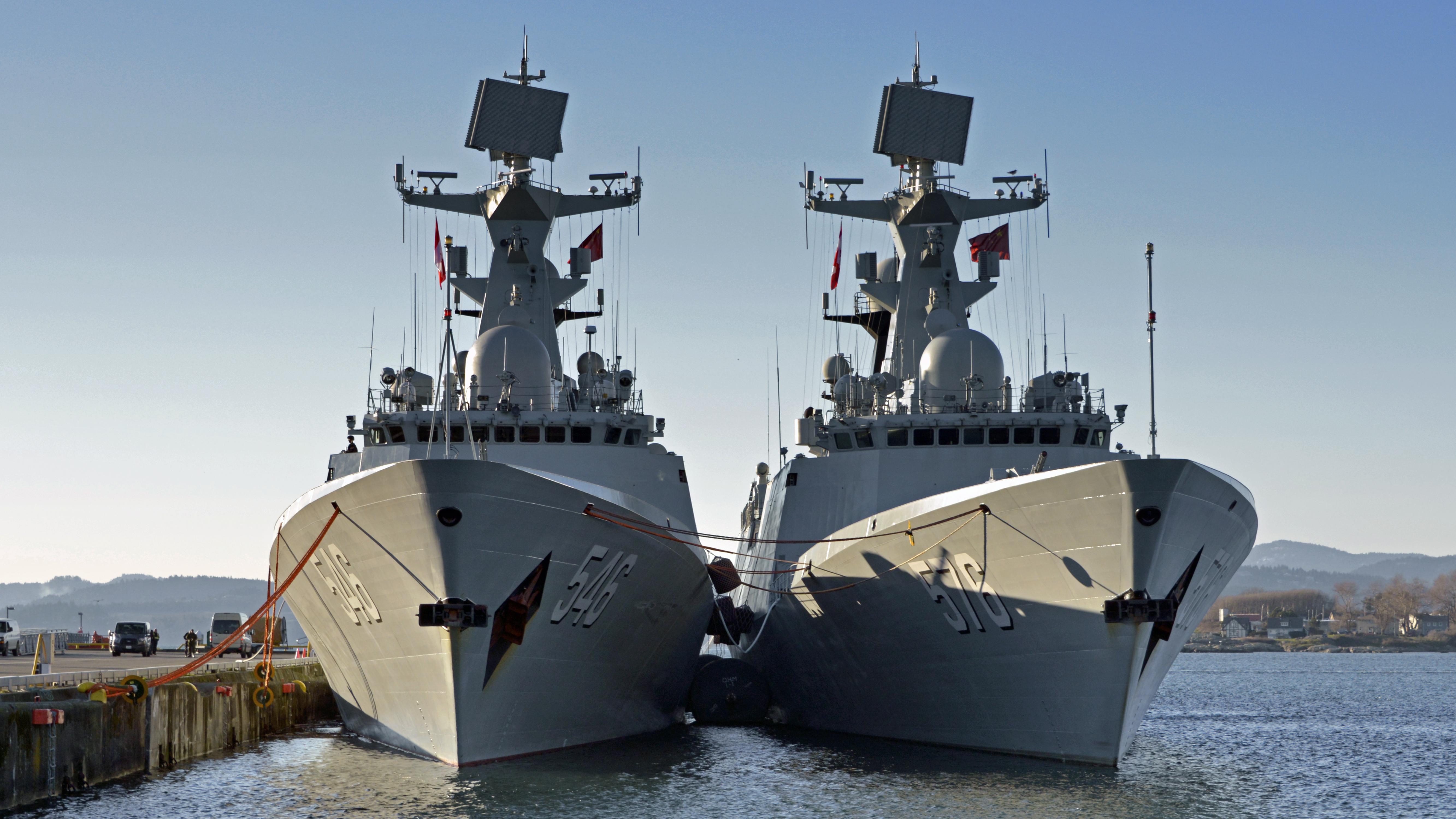 Marine chinoise - Chinese navy - Page 9 31322626060_c9f4e9c08f_o
