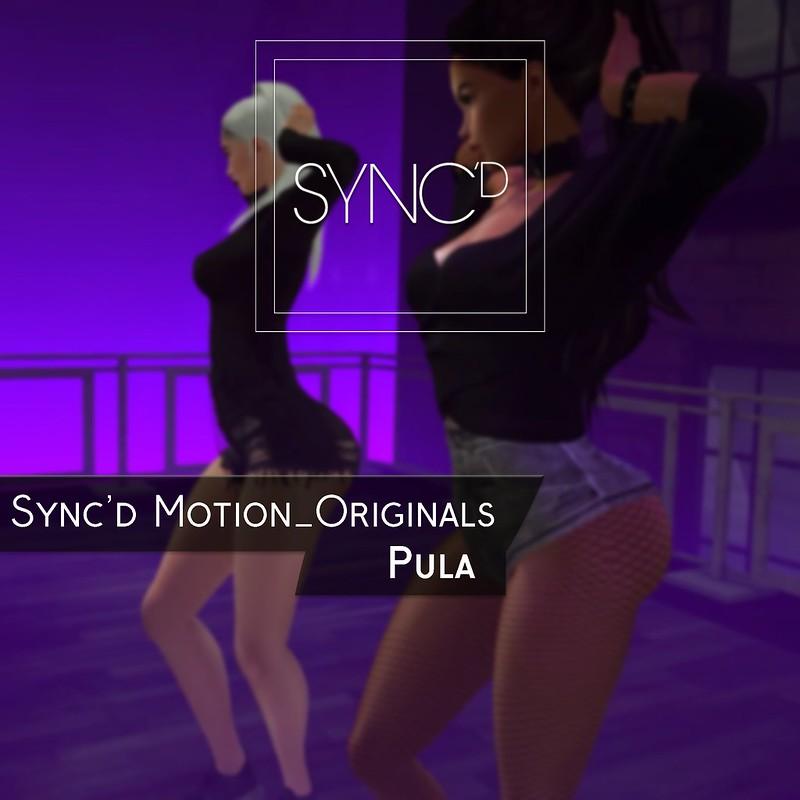 Sync'd Motion_Originals - Pula Pack