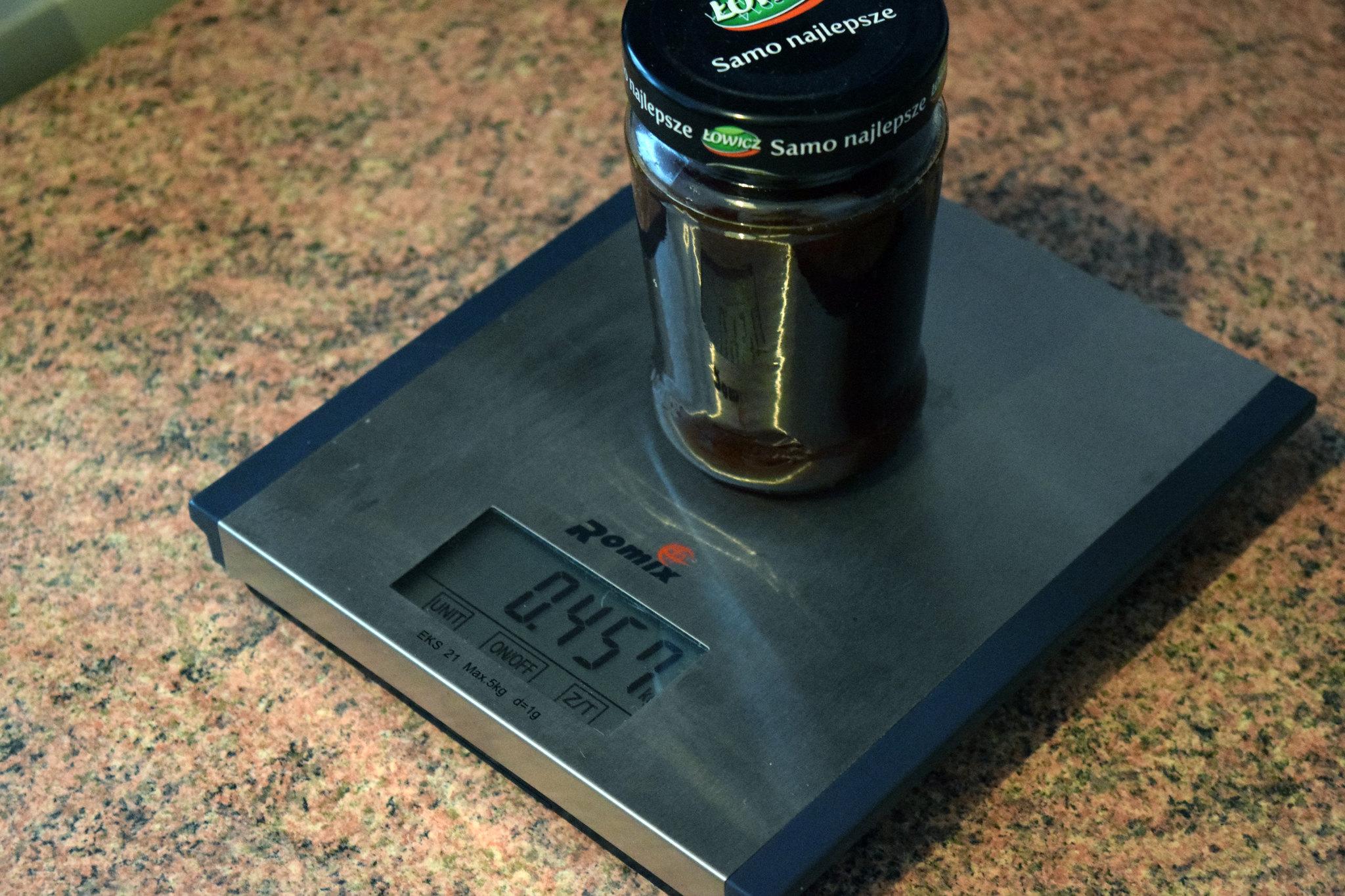 ekstrakt piekarski w słoiczku