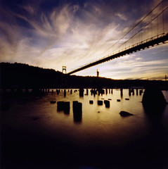 St Johns Bridge, 30 seconds | by Zeb Andrews