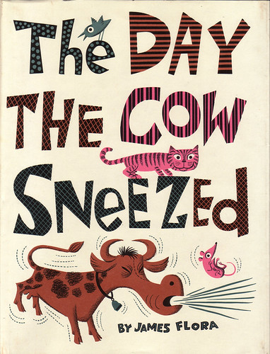 Cow Sneezed: cover | by wardomatic