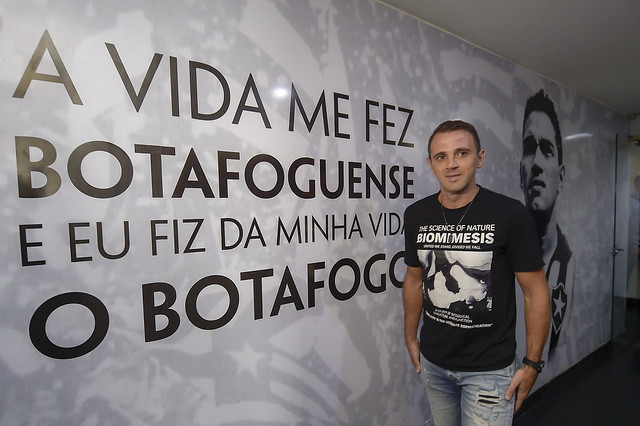 O CRÉDITO DA FOTO É OBRIGATÓRIO: Alexandre Loureiro / SSPress/ Botafogo