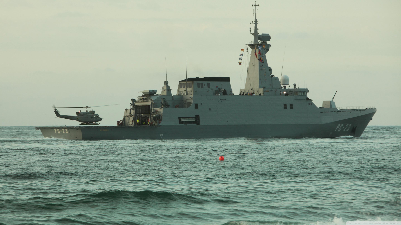 Armada Nacional de Venezuela (Marine vénézuélienne) 32006938916_1b47eff835_o