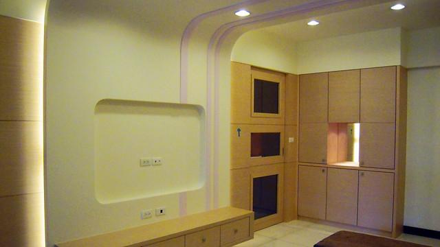 室內設計作品-謝公館