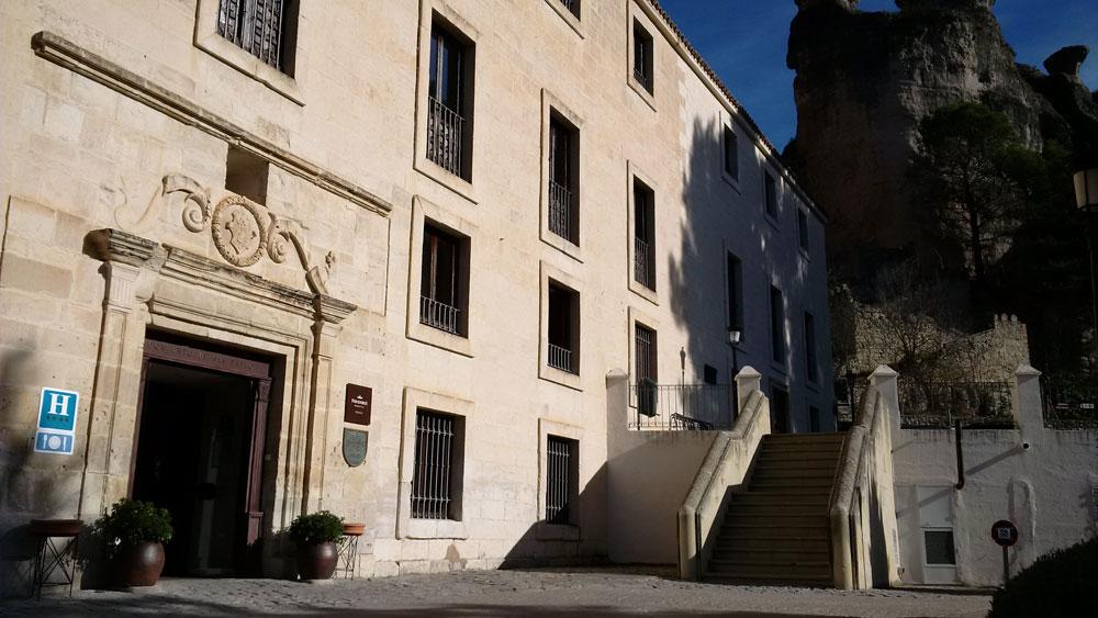 Cuenca_patrimonio_unesco_parador nacional_convento de san pablo fachada