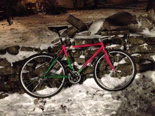 Snow bike (3)