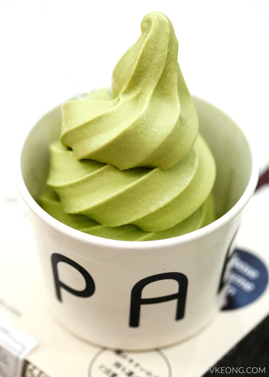 Pablo Matcha Cheese Soft Serve