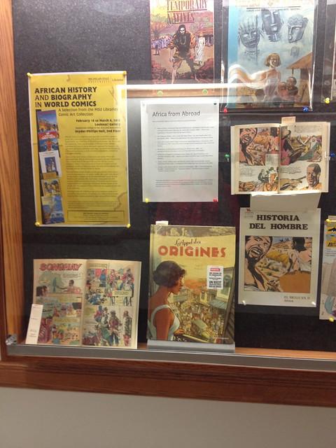 Library at MSU