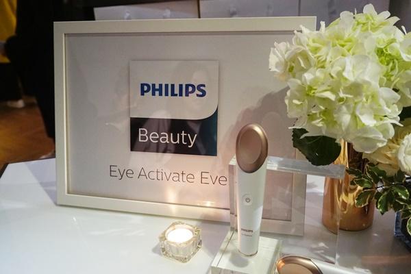 """幾分鐘重現""""bling bling """"大眼  ★Philips Beauty Eye Brightener 眼部明亮按摩儀 ..."""