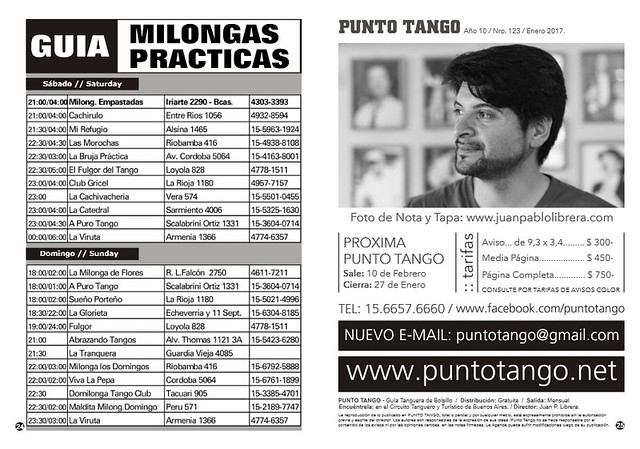Punto Tango Enero 2017 Magazine 05