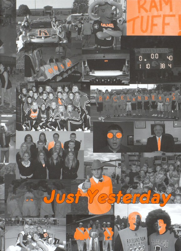 2007 Raceland High School Yearbook
