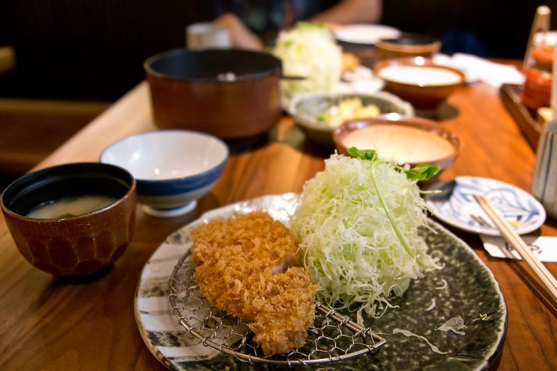 Tonkatsu at Katsukura, Tokyo, Japan | packmeto.com