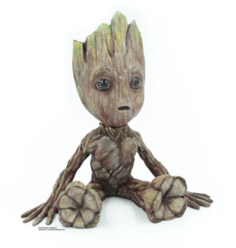 Baby Groot 2