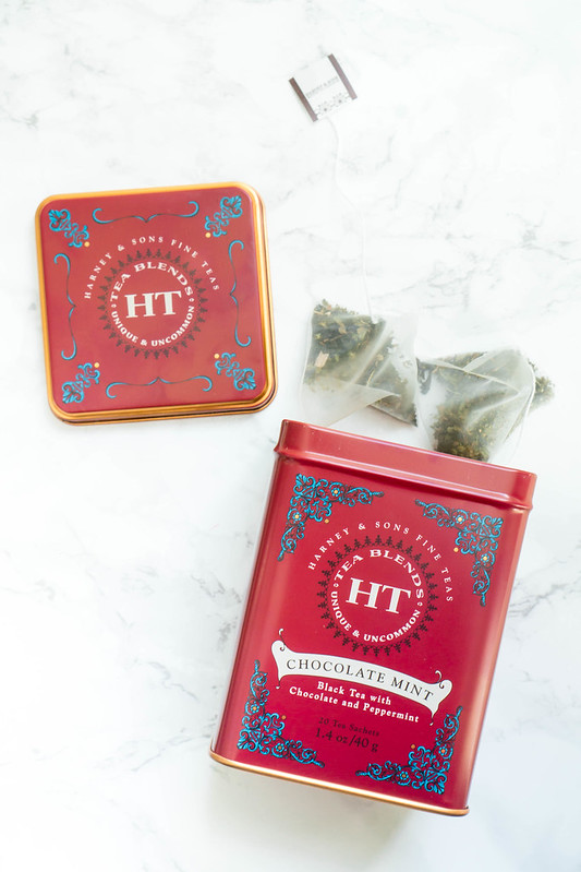 Harney & Sons chocolate mint tea Target